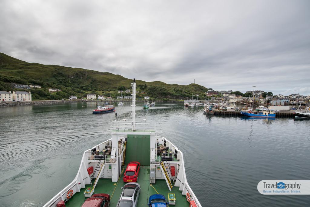 Die Fähre zur Isle of Skye