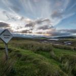 Passing Place auf Skye