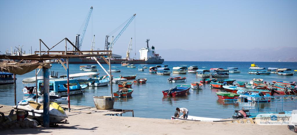 Hafen Aqaba