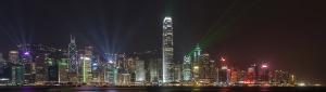 Stadtansichten – Hongkong