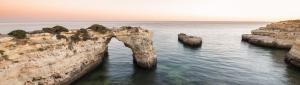 Quer durch's Land und ab zur Algarve