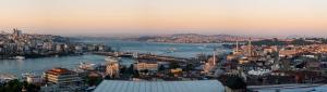 Istanbul schönste Dachterrassen
