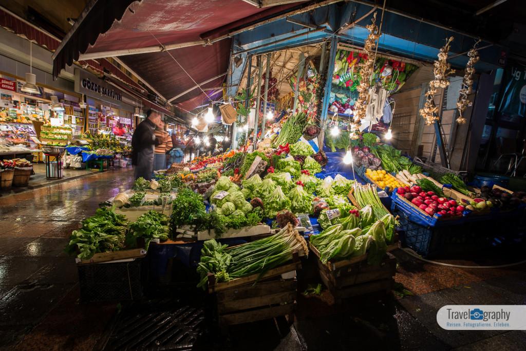 Markt Kadiköy -Unsere fünf schönsten Bilder aus Istanbul