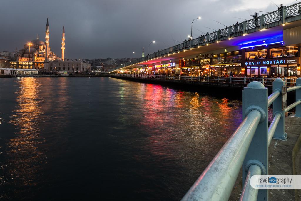 Galata Brücke  - Unsere fünf schönsten Bilder aus Istanbul