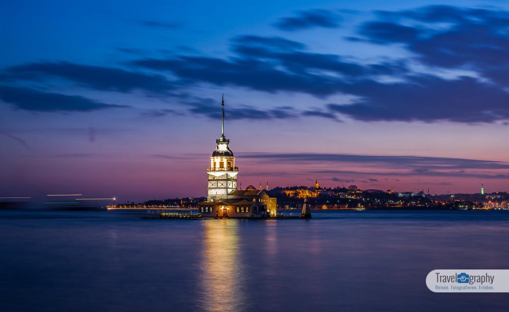 Kiz Kulesi  - Unsere fünf schönsten Bilder aus Istanbul