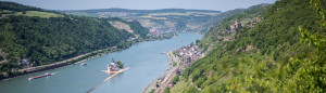 Naherholung im Rheingau – der Rheinsteig (Etappe 6: Lorch – Kaub)