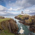 Fanad Leuchtturm - Reiseroute Irland