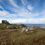 Unterwegs auf der Fanad Halbinsel - Reiseroute Irland