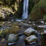 Glenevin Waterfall - Rundreise Irland