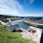 Ballintoy Harbour - Rundreise Irland
