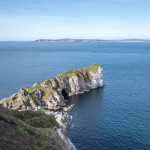 Kinbane Head - Rundreise Irland