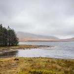 Spelga Reservoir - Reiseroute Irland