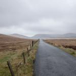 Unterwegs in den Mourne Mountains - Reiseroute Irland