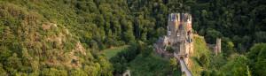 Traumpfade und Traumburg: die Mosel und Umgebung