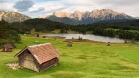 Wanderparadiese Geroldsee und Umgebung