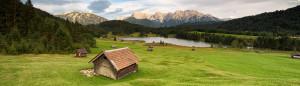 Unterwegs in Deutschland: Wanderparadies Alpen