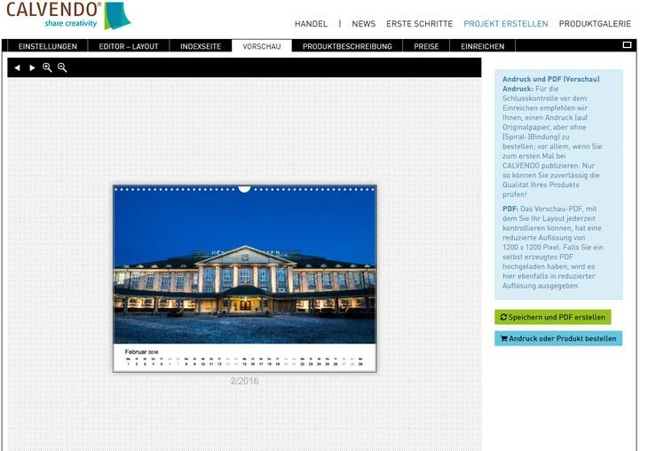 Kalender erstellen auf Calvendo