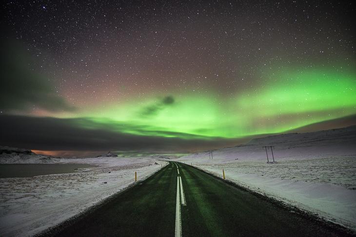 Island Rundreise Tipps: Nordlicht