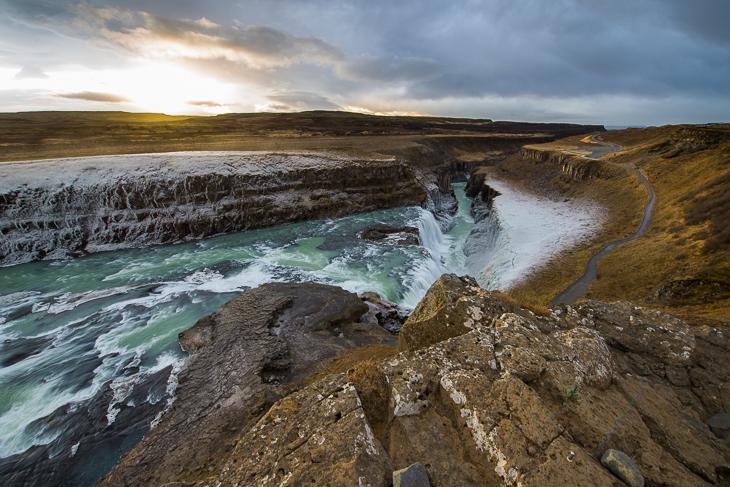 Island Tipps: Gullfoss