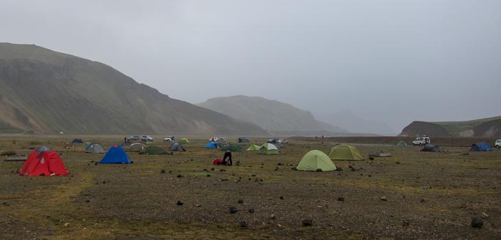 Island Tipps: Zelten auf Island