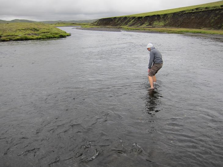 Island Tipps: Waten oder Warten