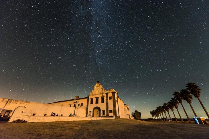 Sterne fotografieren: Portugal Sternenpark