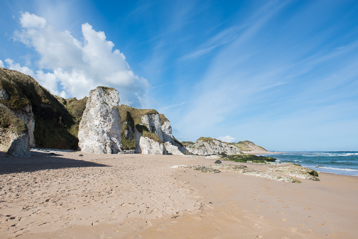 Whiterocks Beach