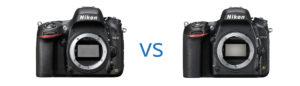Ein Unfall und seine Folgen: Nikon D750 vs Nikon D610