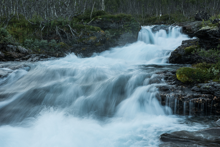 Wasserfall des Storåe