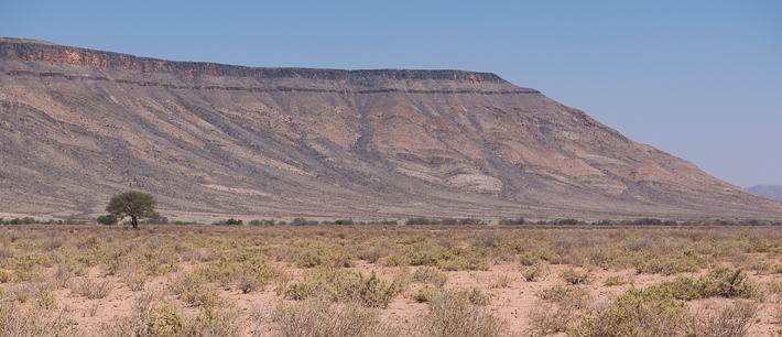 Landschaft im Süden Namibias