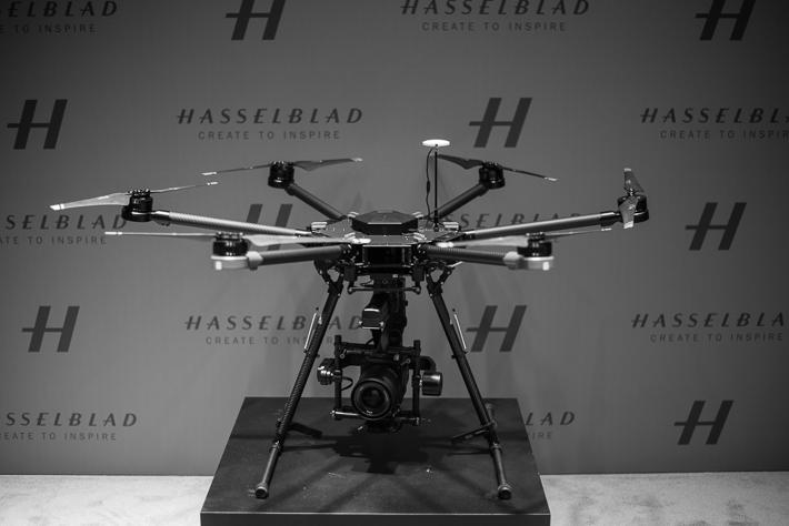 Hasselblad 30.000€ Drohne