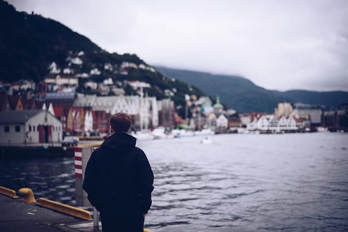 Unterwegs in Bergen