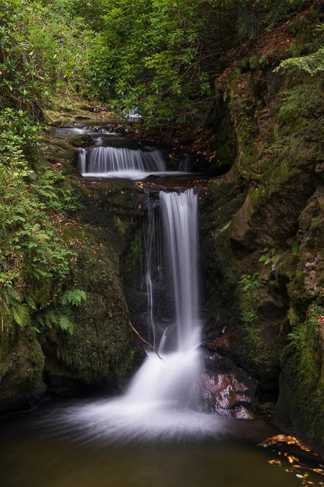 Der Geroldsauer Wasserfall
