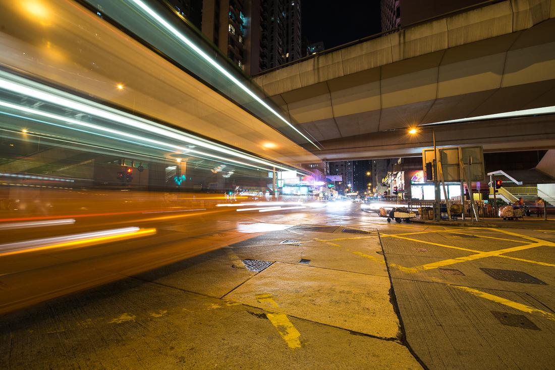Unterwegs in Causeway Bay