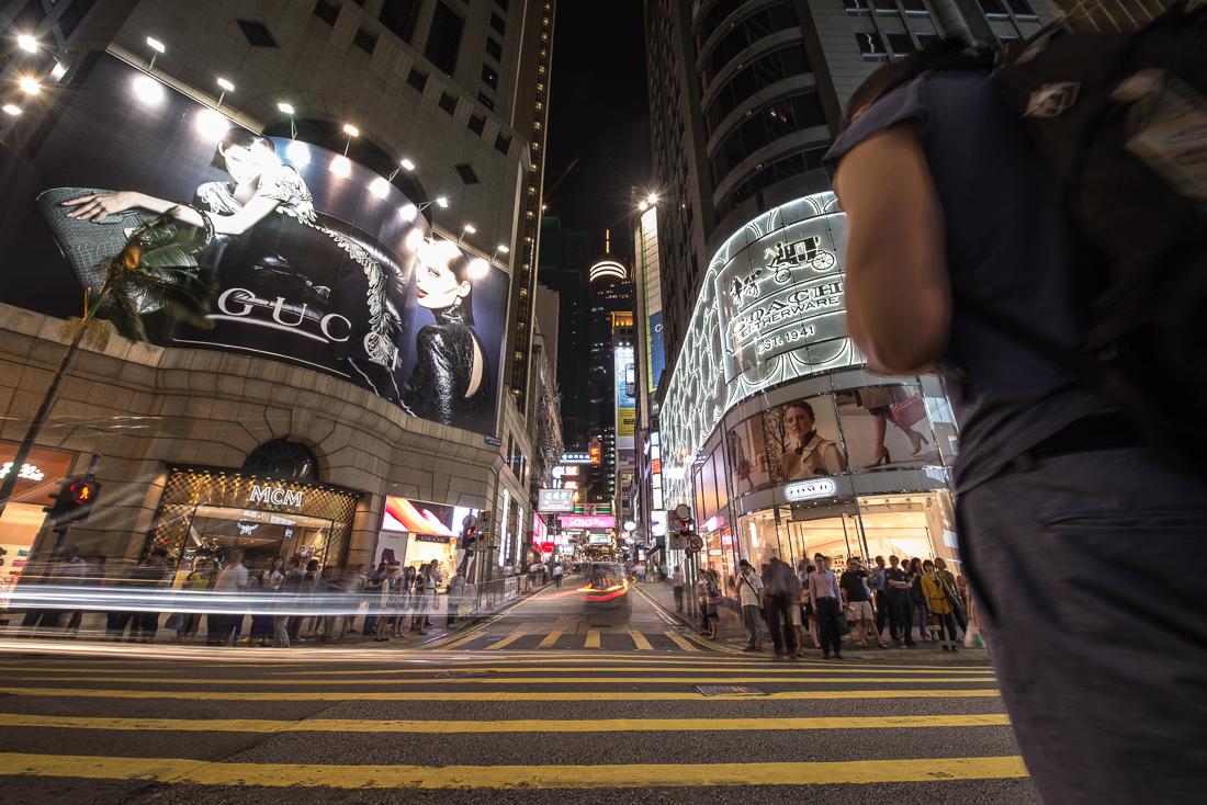 Shoppen in Hongkong :P