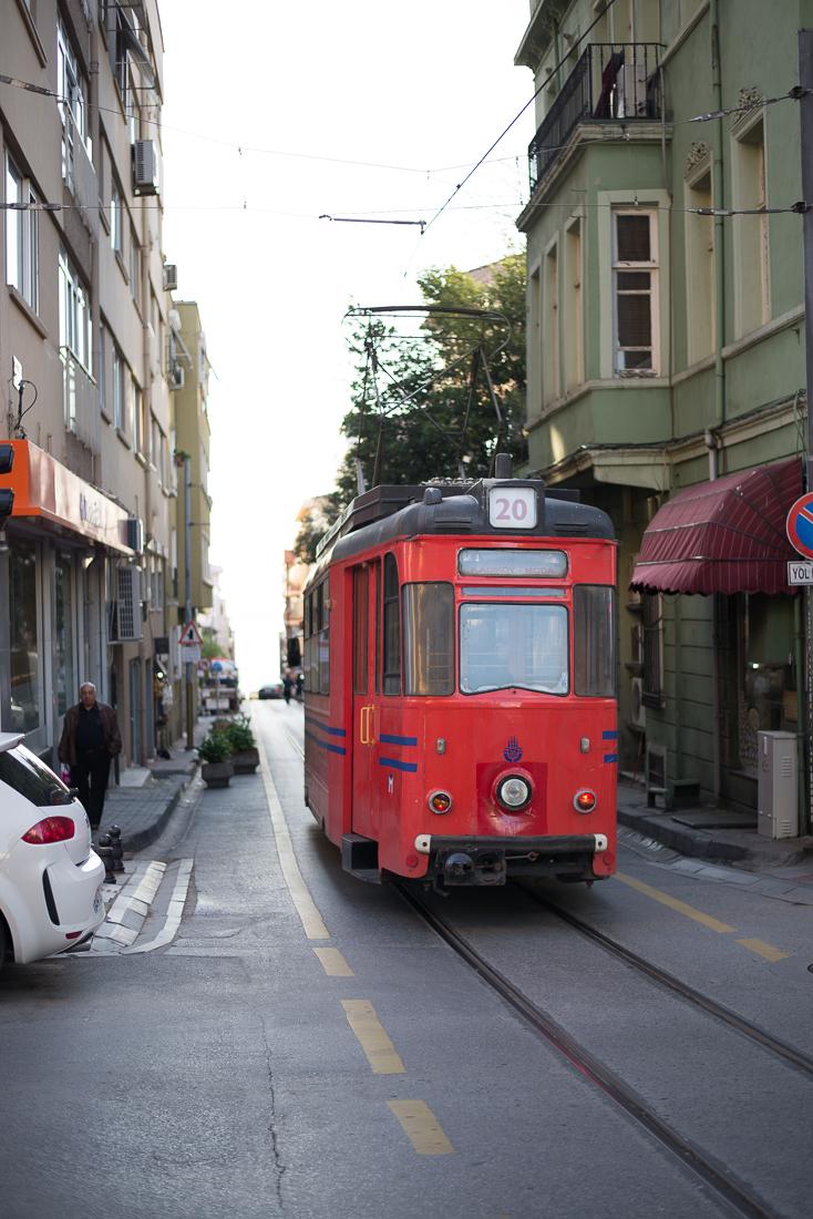Moda - ein buntes Viertel auf der asiatischen Seite Istanbuls