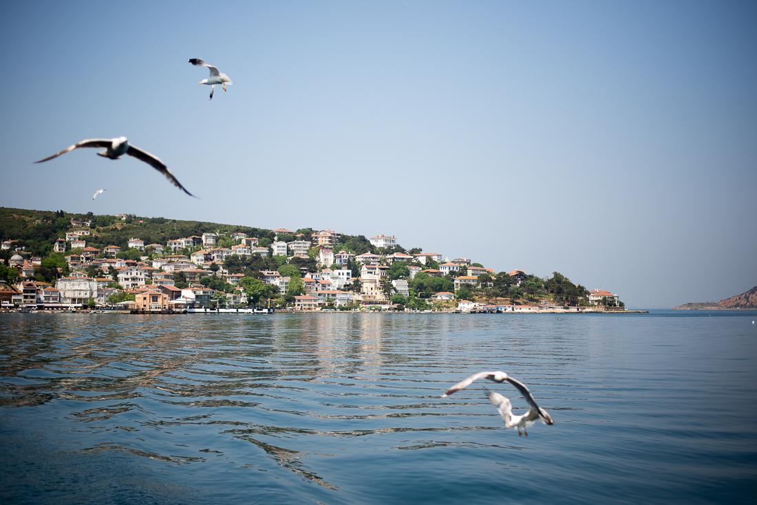 Die Prinzeninseln im Marmarameer: Istanbuls Erholungsort