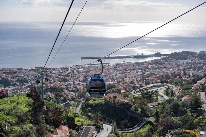 Über den Dächern Funchals