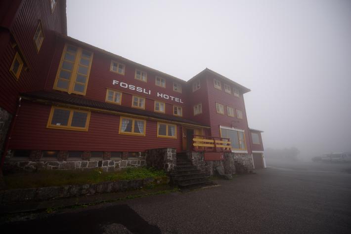 Das Fossli Hotel am Voringsfossen