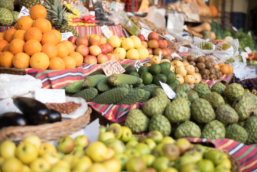 Impressionen vom Mercado dos Lavradores