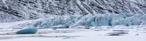 Heinabergslón – eine Alternative zur Gletscherlagune Jökulsárlón?