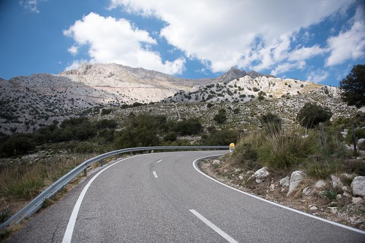 Blick auf den Puig Major