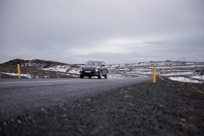 Unterwegs auf Reykjanes