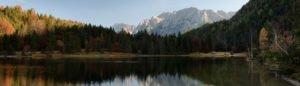 Karwendel im Herbst – unsere erste Reise mit Baby