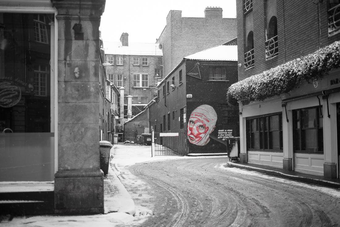Street Art in der St. Andrews Lane