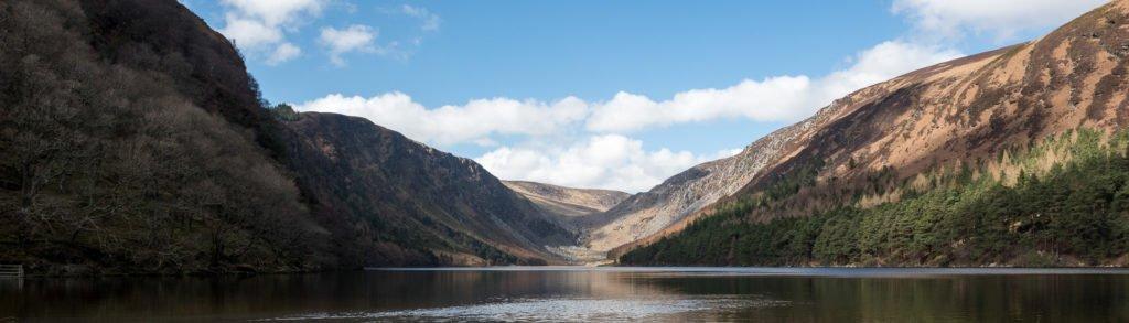 Wandern & Fotografieren im Wicklow Mountains Nationalpark
