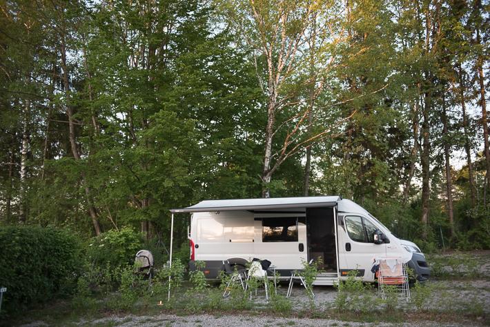 Ob ein Campingplatz auch zum öffentlichen Vekehr zählt?