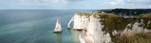 Étretat – zwischen Tourinepp und Naturwunder