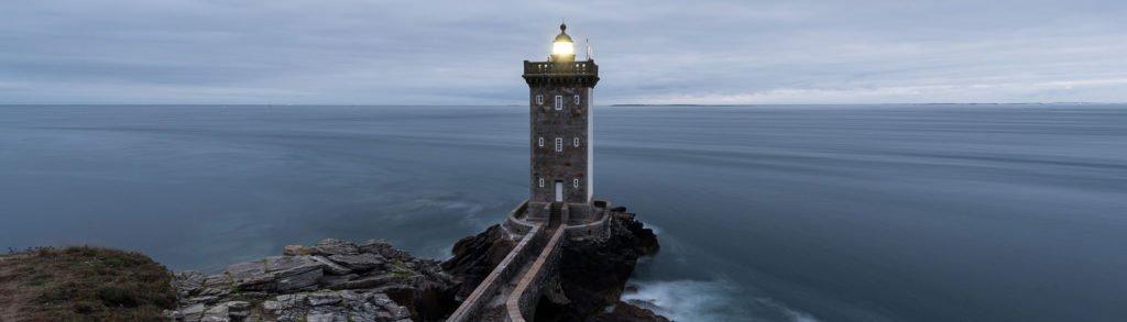 Phare de Kermorvan – Fotostopp im Herzen der Bretagne